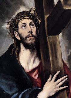 El Greco Christ