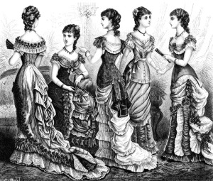 victorian-dresses