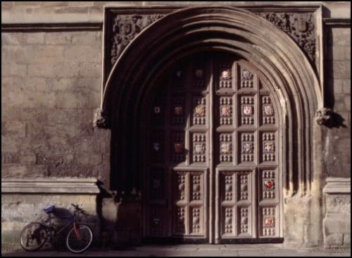 oxforddoorway