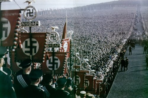 nuemberg rallies Explore roger fish's board nuremberg rallies on pinterest | see more ideas about rally, deutsch and berlin.