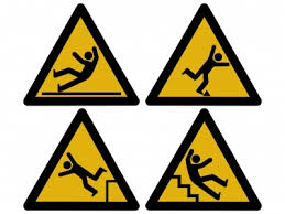 Who knew there were so many ways to fall over?
